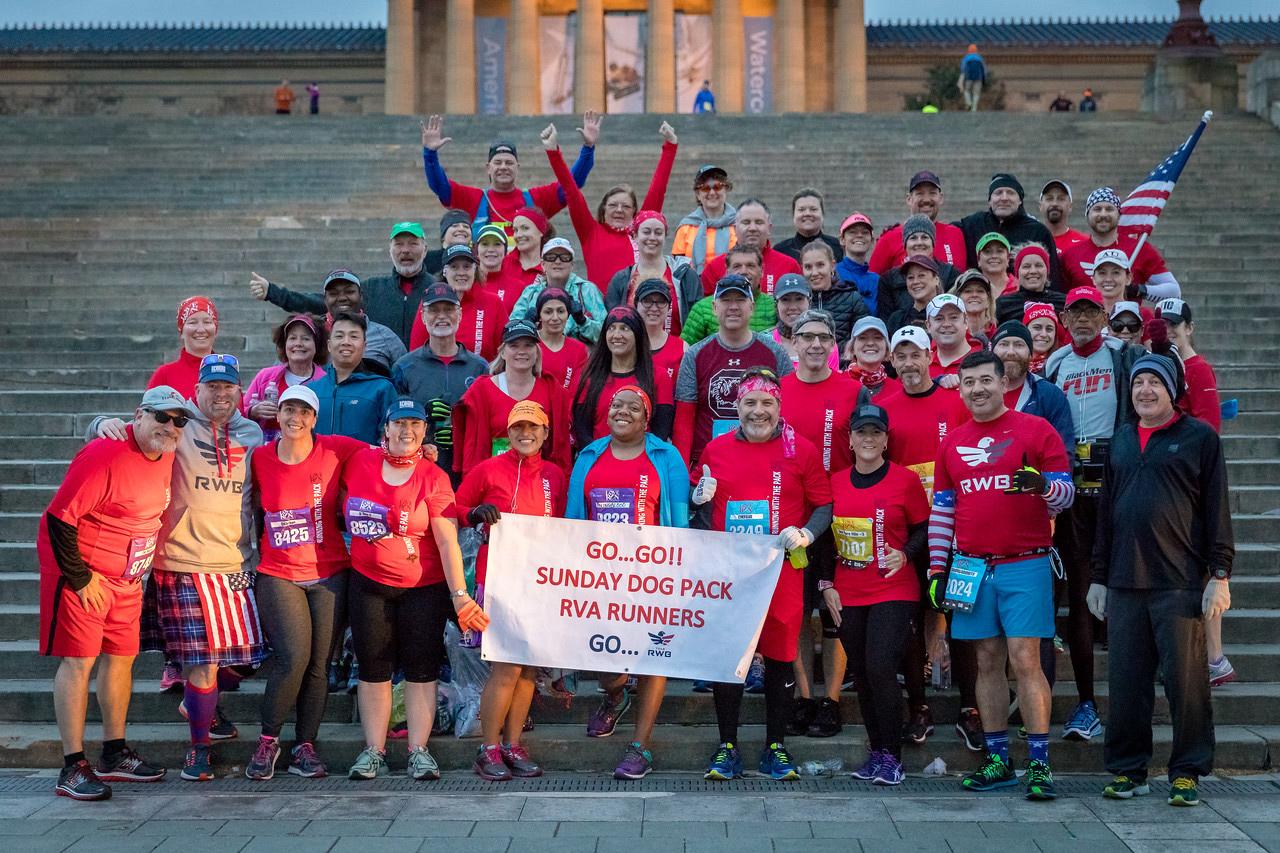 Philadelphia Love Run Half Marathon 2018 Motiv Running
